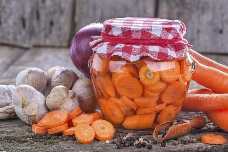 Légumes en conserve/Sauces